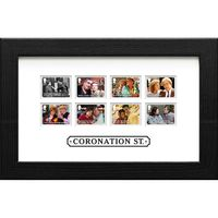 View more details about The Coronation Street Framed Stamp Set
