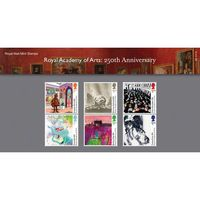 The Royal Academy of Arts Presentation Pack - AP445