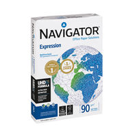 View more details about Navigator White A3 Expression Paper 90gsm, Pack of 500 - NAVA390
