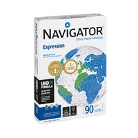 View more details about Navigator White A4 Expression Paper 90gsm, Pack of 2500 - NAVA490
