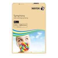 Xerox Symphony Salmon A4 Paper, 80gsm, 500 Sheets - 003R93962
