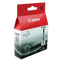 View more details about Canon PGI-9MBK Matte Black Ink Cartridge 1033B001