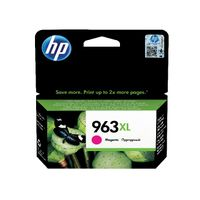 View more details about HP 963XL Magenta Ink Cartridge - High Capacity 3JA28AE