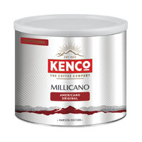 View more details about Kenco Millicano Instant Coffee 500g Tin - 130947