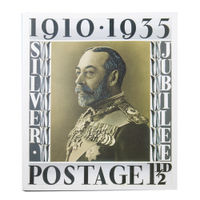 George V and the GPO: Stamps, Conflict & Creativity Book - BPMA-BK-3