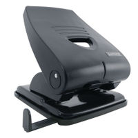 Rapesco 835-P Metal Heavy Duty 2-Hole Punch