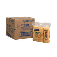 View more details about Wypall Microfibre Cloth Yellow (Pack of 6) 8394