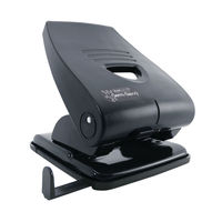 View more details about Rapesco 835-P Metal Heavy Duty 2-Hole Punch