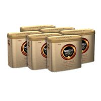 Nescafe Gold Blend Coffee Granules 750g Tin, Pack of 6 - 12284102