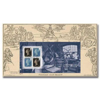175th Anniversary of the Penny Post Miniature Sheet First Day Cover - BC522M