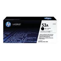 View more details about HP 53A Black Laserjet Toner Cartridge Q7553A