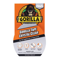 Gorilla 8.2m Crystal Clear Tape - 3044701