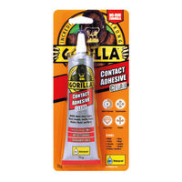 Gorilla Clear 75g Contact Adhesive - 2144001