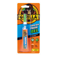 Gorilla 15g Precise Gel Super Glue - 4044611