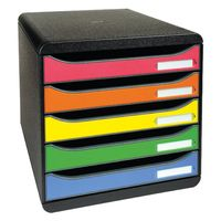 Iderama Harlequin 5 Drawer Set - 309798D