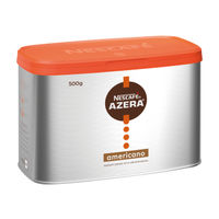 View more details about Nescafe Azera® Americano Instant Coffee 500g Tin - 12284221