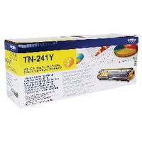 Brother TN-241Y Yellow Toner Cartridge - TN241Y