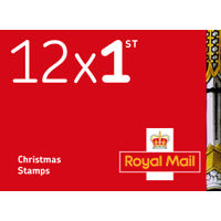 1st Class Stamps x 12 Pack