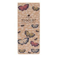 WDLAND KRFT BIRDS BUTTERFLIES TO DO LIST