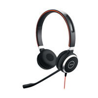 Jabra Evolve 40 Stereo UC Headset - 52655