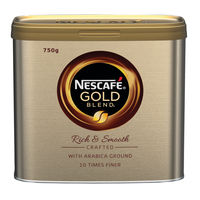 View more details about Nescafe Gold Blend Instant Coffee 750g Tin - 12284102