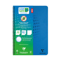View more details about Clean Safe A4 Notebook 120 Pages 82146C