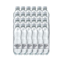 View more details about Harrogate 500ml Sparkling Spring Water Bottles, Pack of 24 | P500242C