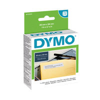 Dymo LabelWriter Return Address Labels, Pack of 500 - S0722520