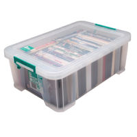 StoreStack 15L Storage Box with Lid - RB11085