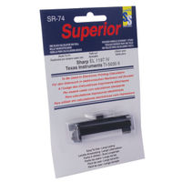 View more details about Calculator IR74 Black Ink Roller SPR74