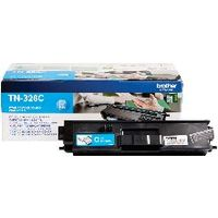 Brother TN-326C Cyan Toner Cartridge - High Capacity TN326C