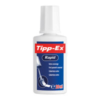 View more details about Tipp-Ex Rapid Correction Fluid - 8012969