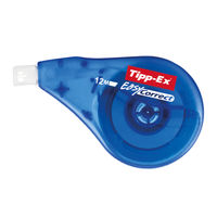 Tipp-Ex Side Dispenser Correction Tapes, Pack of 10 - 829035