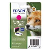 Epson T1283 Magenta Ink Cartridge - C13T12834012