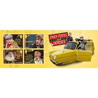 View more details about Only Fools and Horses Miniature Sheet