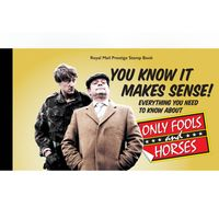 View more details about Only Fools and Horses Prestige Stamp Book