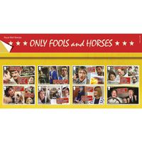 View more details about Only Fools and Horses Presentation Pack and Minisheet
