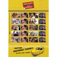 View more details about Only Fools and Horses Collectors Sheet
