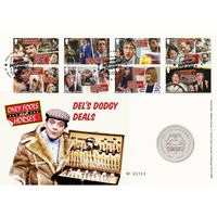 View more details about Only Fools and Horses Medal Cover