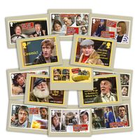 View more details about Only Fools and Horses Stamp Card Pack