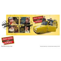 View more details about Only Fools and Horses Souvenir Minisheet Cover