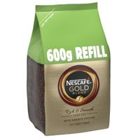 Nescafe Gold Blend Coffee Refill Pack 600g - 12226527