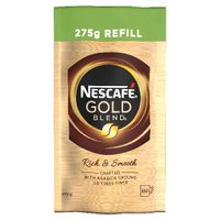 Nescafe Gold Blend Coffee Refill Pack 275g - 12162463