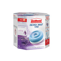 View more details about UniBond Lavender Aero 360 Refill Tabs, Pack of 2 - 1989246