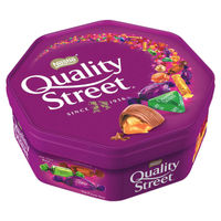 View more details about Nestle Quality Street Tub 650g 137817