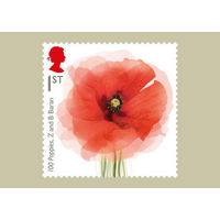 The Great War 1918 Stamp Card Pack - AQ268