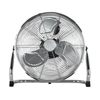 View more details about 18 Inch High Velocity Chrome Floor Fan WX10031