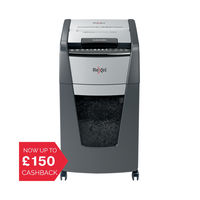 View more details about Rexel Optimum AutoFeed+ 300M Micro Cut Shredder - 2020300M