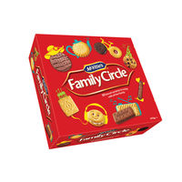 View more details about McVitie's 670g Family Circle Biscuits | 35112