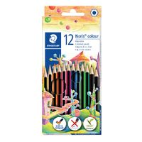 Staedtler Noris Colour Colouring Pencils, Pack of 120 - 185 C12